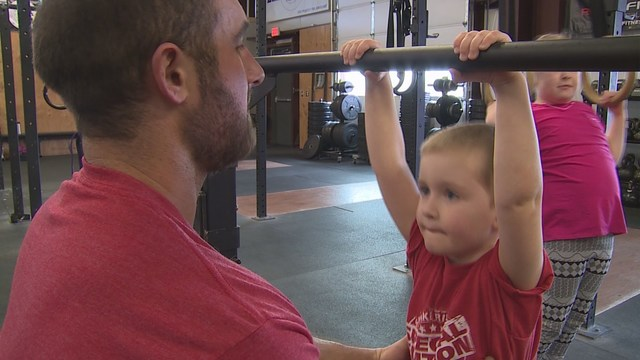CrossFit for kids with special needs