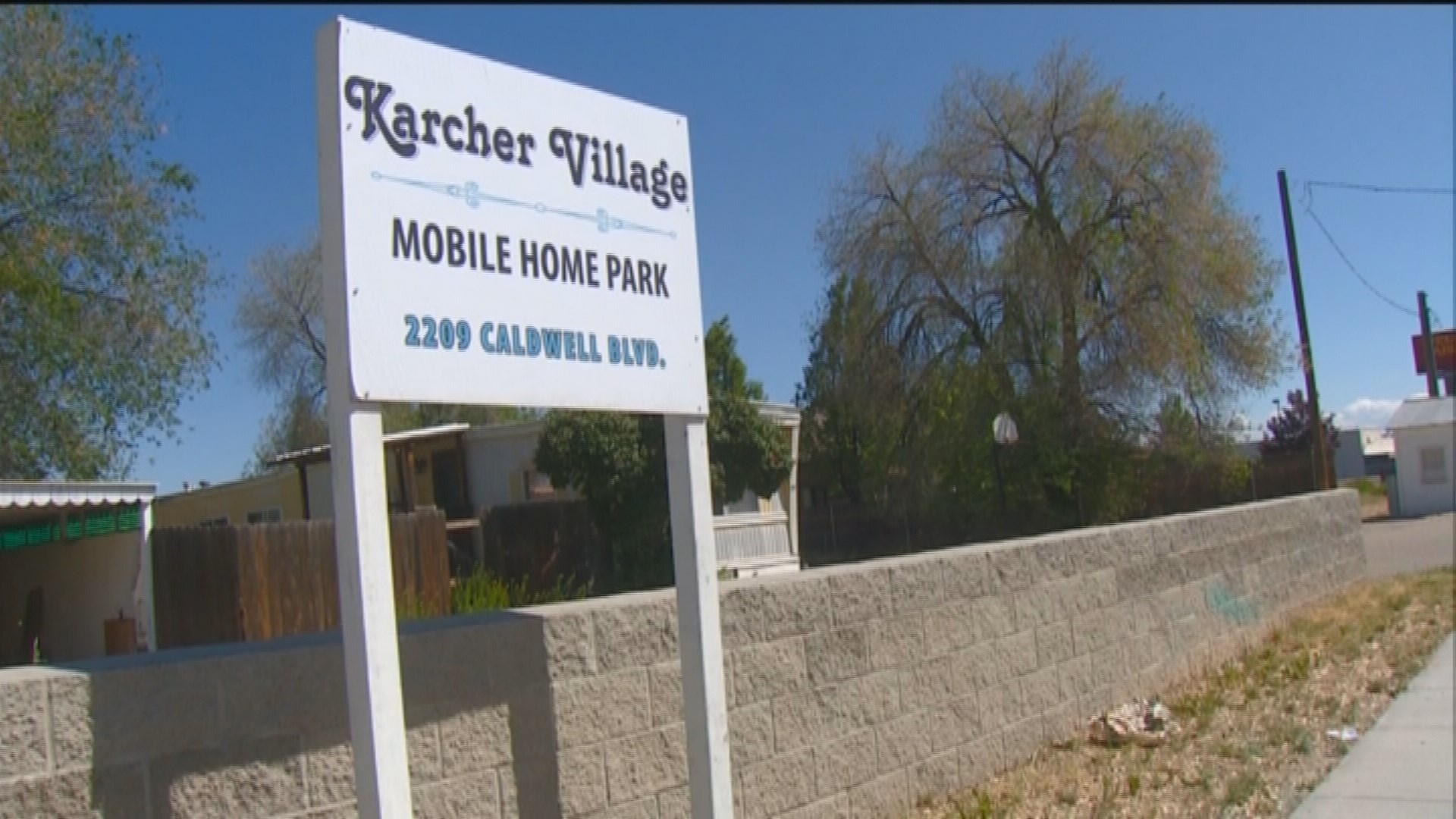 Residents Told They Must Leave Nampa Mobile Home Park