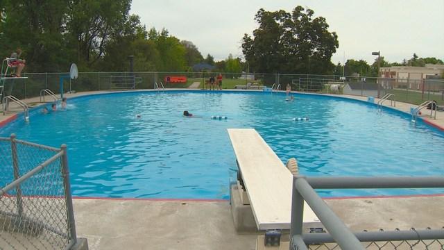 Boise public pools open for summer ktvb com for Opening pool for summer