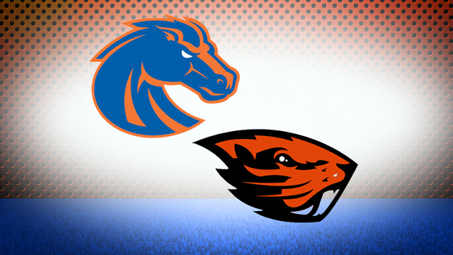 oregon state vs boise state football