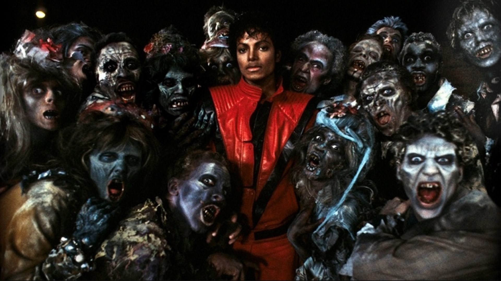 Резултат с изображение за thriller michael jackson hd