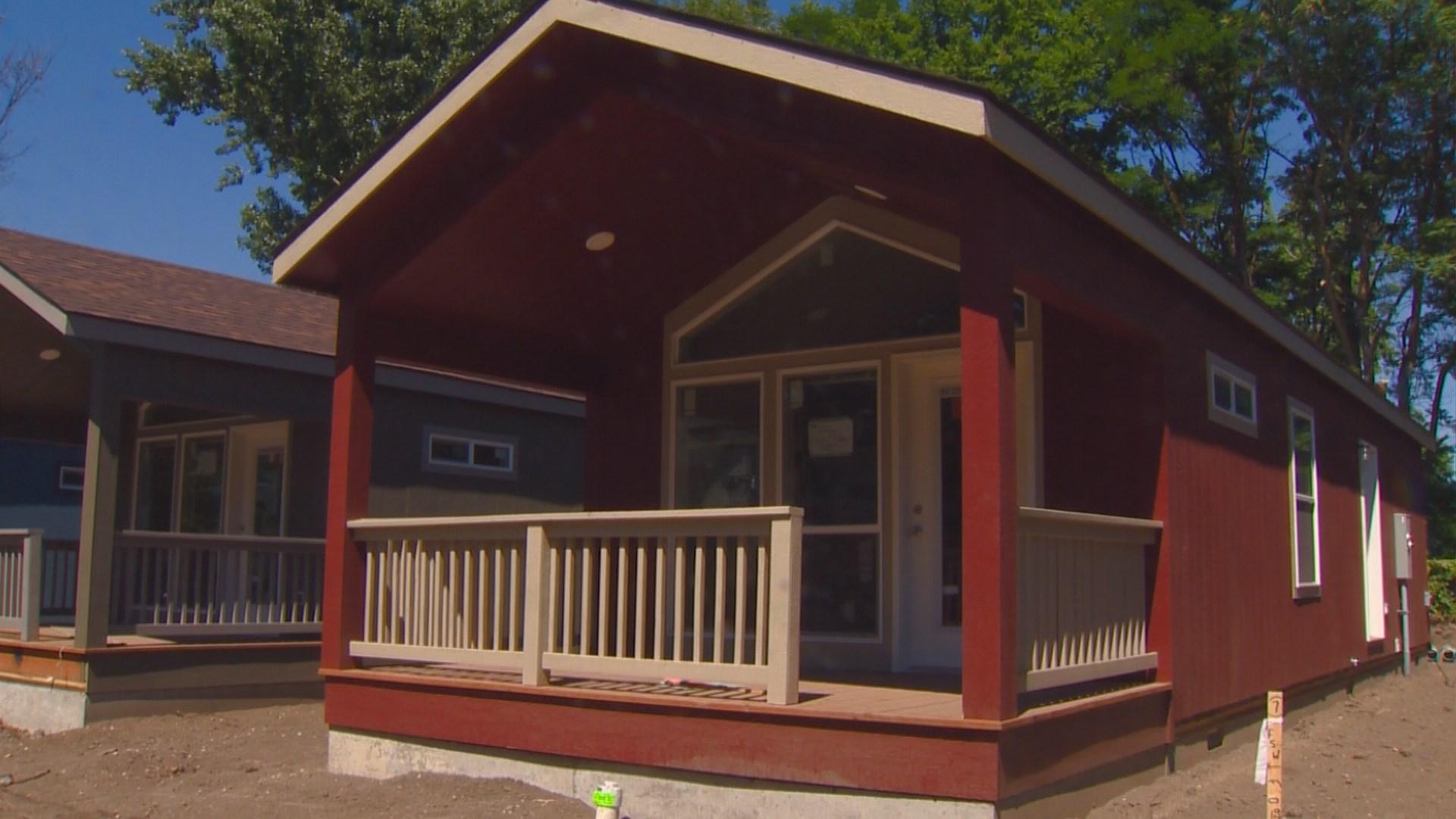 Modular Homes Used As Low Income Housing Option Ktvb Com