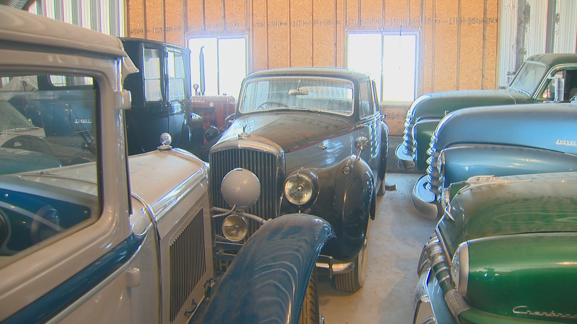 ktvb.com | Farmer\'s eclectic collection of classic cars to go up ...